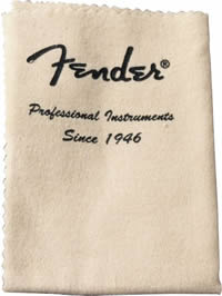 fender cloth