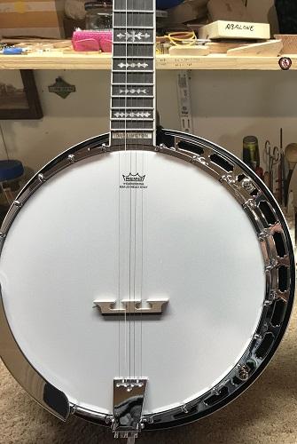 Morgan Monroe MNB1 Banjo