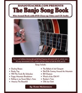 Song Books   Banjo Tabs
