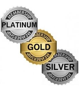 Silver, Gold, Platinum Banjo Lesson Access