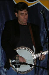 ross nickerson banjo performer