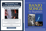 two banjo books