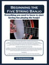 baginner banjo book