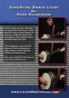 essential banjo licks dvd