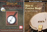 banjo books and dvds
