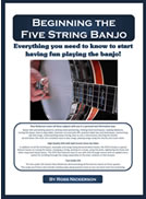 beginning the 5-string banjo