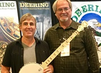 Greg Deering and Ross Nickerson Deering Banjos At BanjoTeacher.com