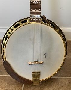 Wood Banjo Armrest - Comfortable - BanjoTeacher.com