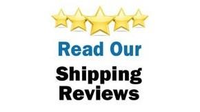 Shipping Reviews