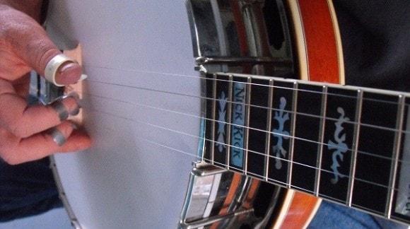 Learning 5-string Banjo Chords