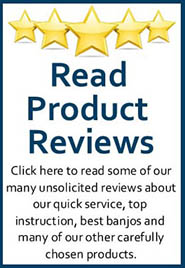 Banjo and Service Reviews